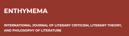 Logo Enthymema: International journal of literary criticism, literary theory, and philosophy of literature