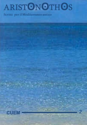 Visualizza N. 2 (2008): Mythoi siciliani in Diodoro