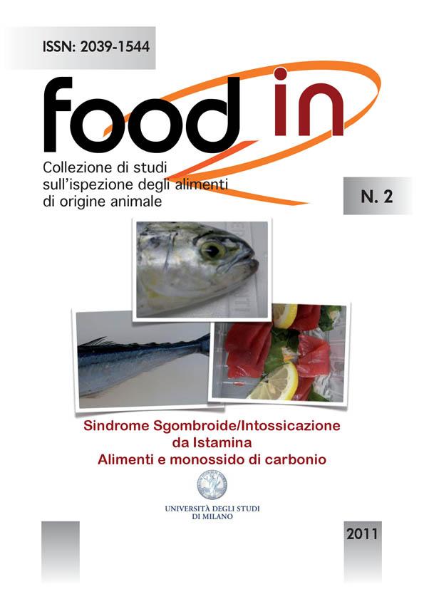 V 1 n 2 2011 food in for Intossicazione da monossido di carbonio