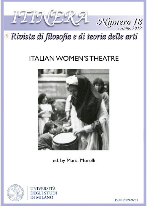 Le donne e il teatro in Italia