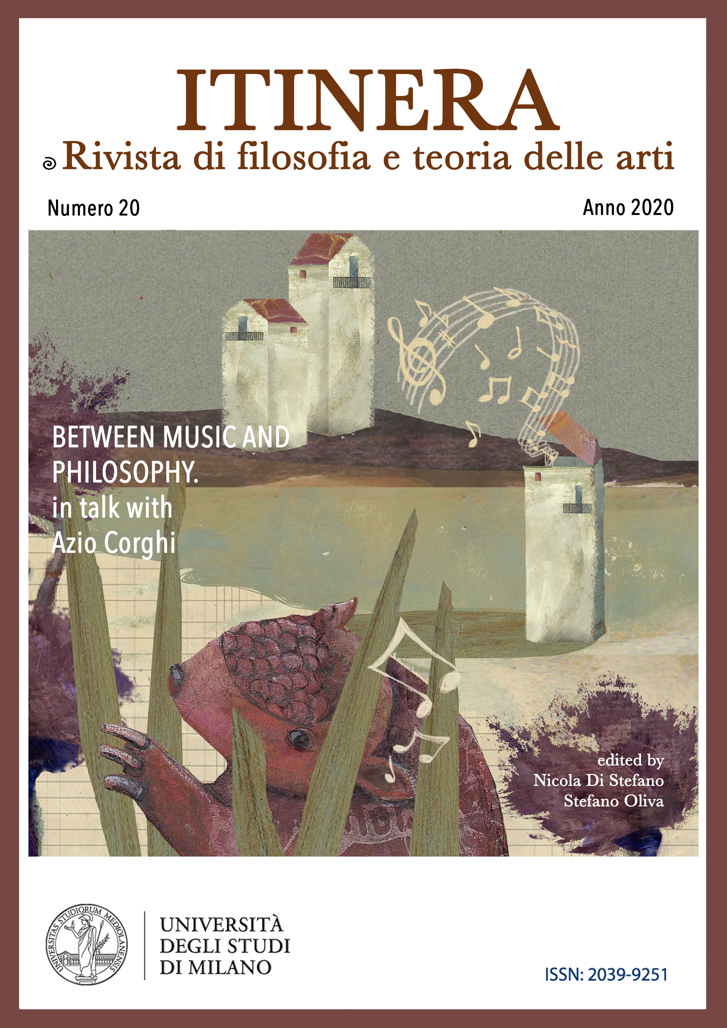 Visualizza N. 20 (2020): Tra musica e filosofia. In dialogo con Azio Corghi