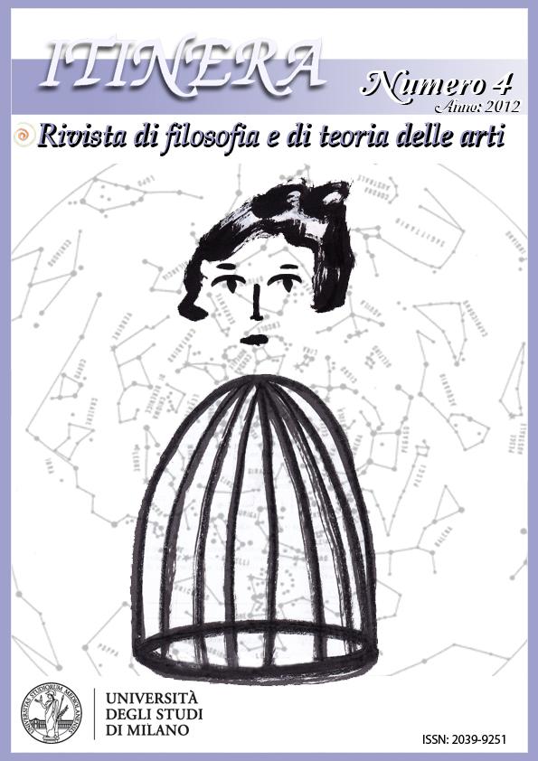 ITINERA - Rivista di filosofia e di teoria delle arti