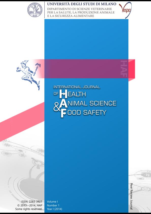 Journal Cover Vol. 1 Num. 1 (2014)