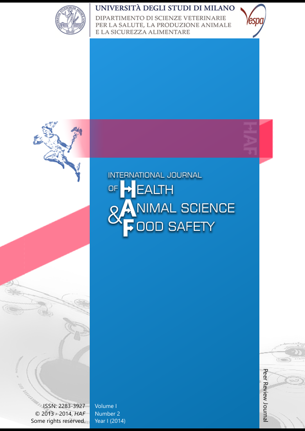 HAF Vol.1 N. 2 2014