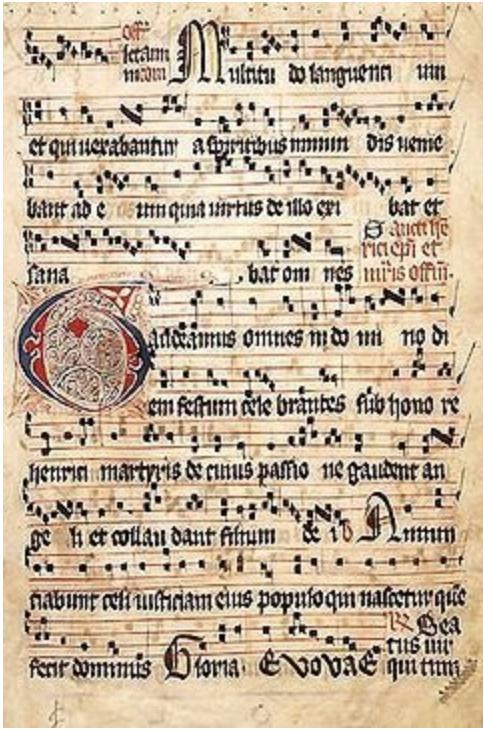 Visualizza N. 10 (2010): Musica medievale e musica contemporanea