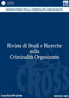 Visualizza V. 4 N. 3 (2018): Rivista di Studi e Ricerche sulla criminalità organizzata