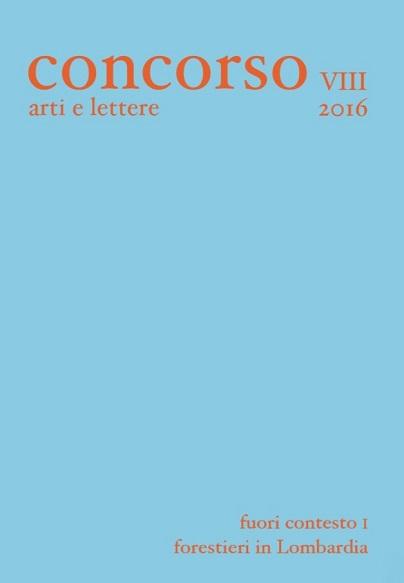 Visualizza VIII - Fuori contesto I. Forestieri in Lombardia