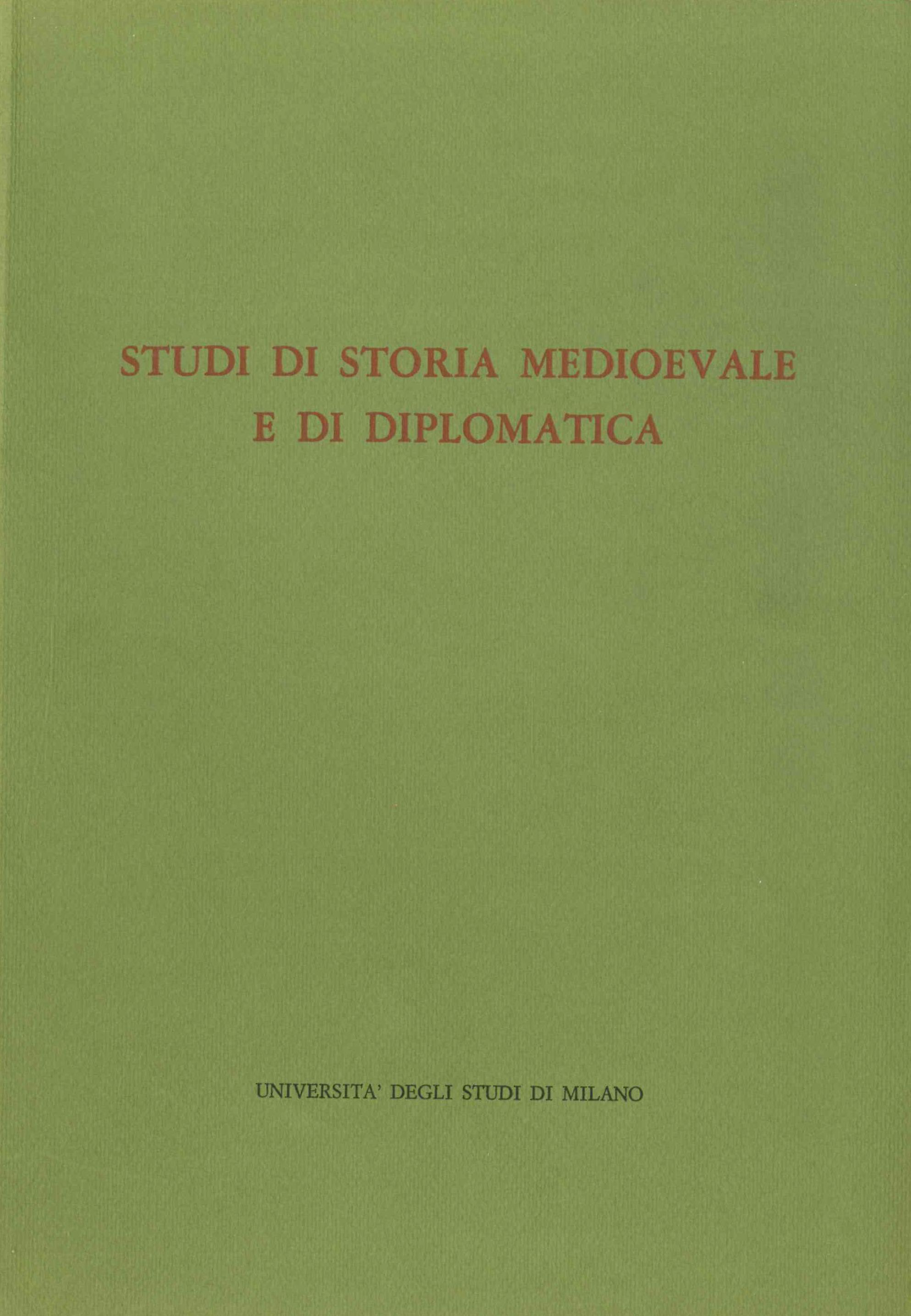Visualizza N. 1 (1976)