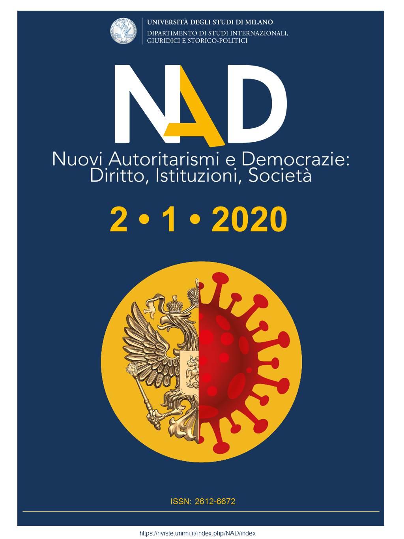 Visualizza V. 2 N. 1 (2020)
