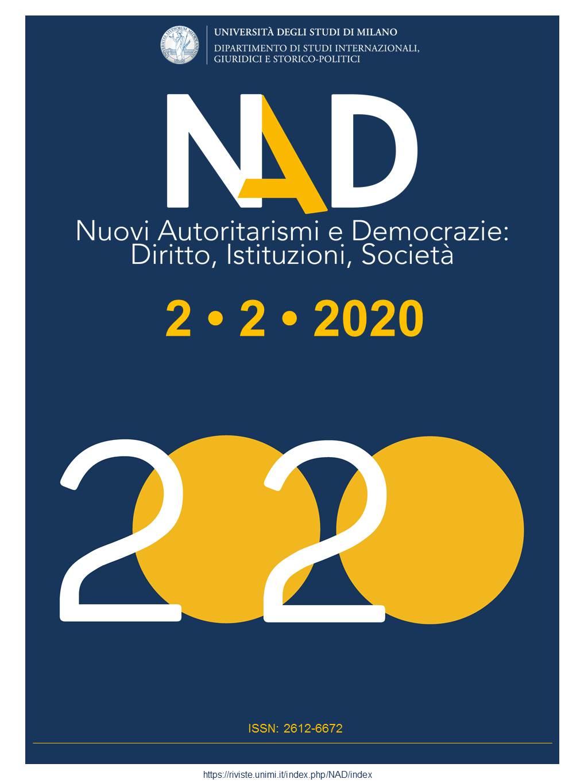 Visualizza V. 2 N. 2 (2020):
