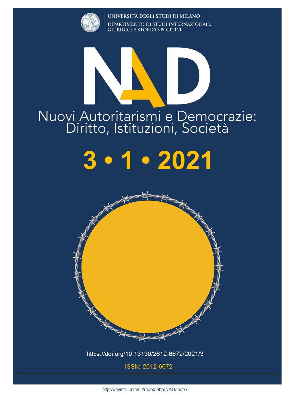 Visualizza V. 3 N. 1 (2021)